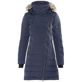 Bergans Bodø Down Coat Women Navy